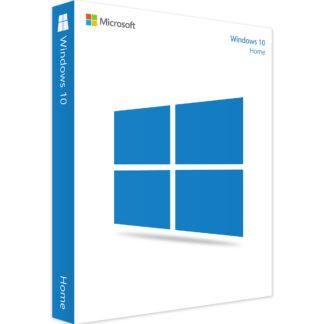 Windows 10 Home Retail Key 32+64 BIT