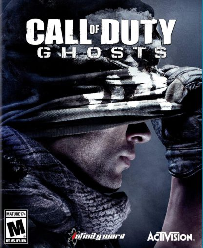 Call of Duty Ghosts PC Steam CD Key